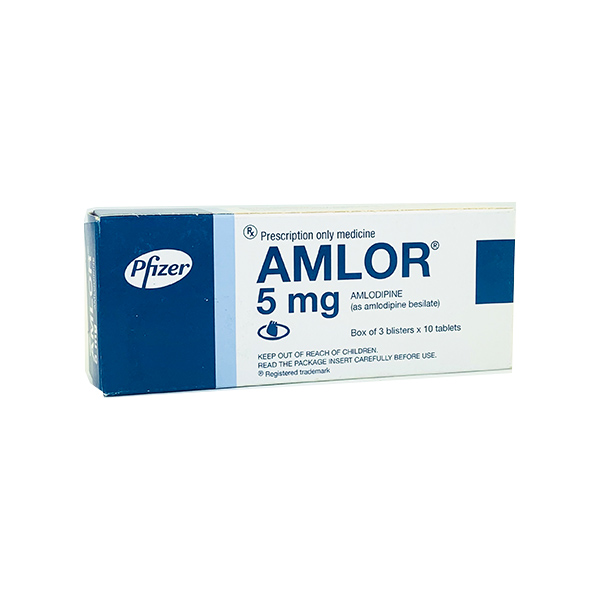 Amlor 5mg