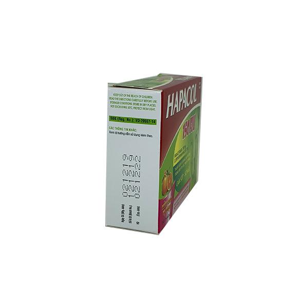 Thuốc Hapacol 150 Flu