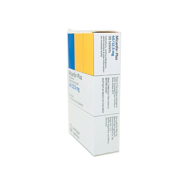 Thuốc Micardis Plus 40/12.5mg