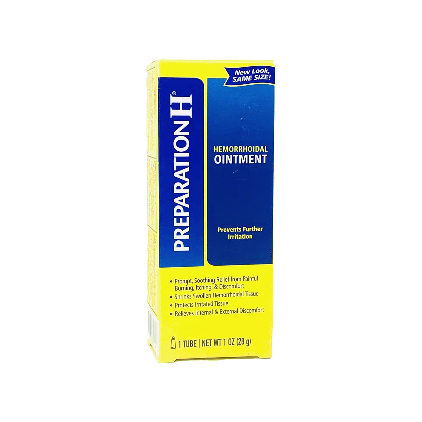 Thuốc bôi trĩ Preparation H Ointment