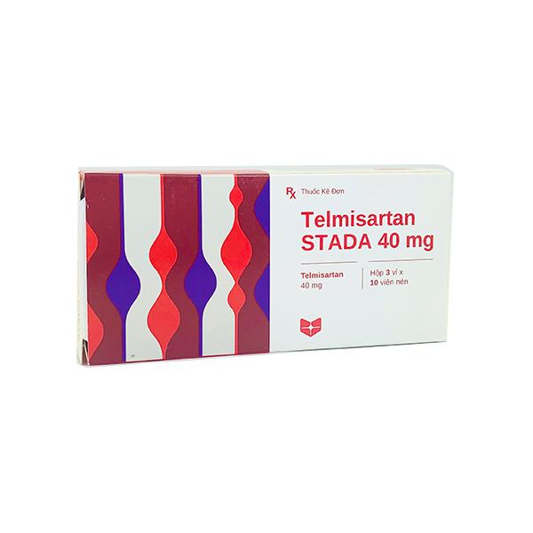 Thuốc Telmisartan Stada 40mg