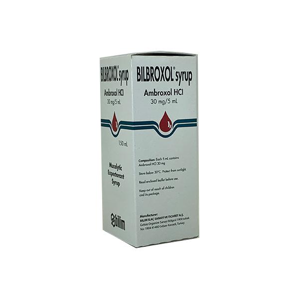 Thuốc Bilbroxol syrup