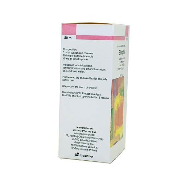 Thuốc Biseptol 80ml