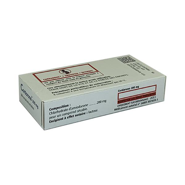 Thuốc Cordarone 200mg