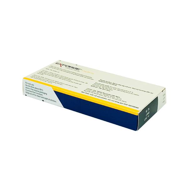 Thuốc Exforge 5mg/80mg