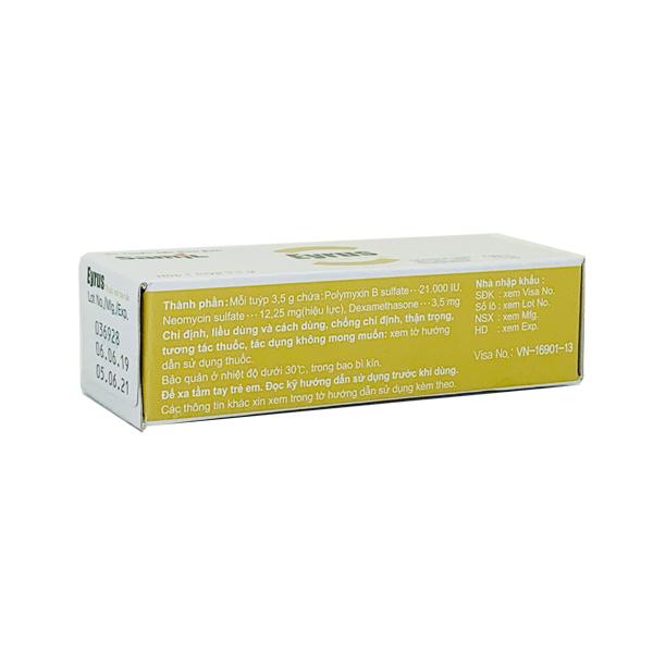 Thuốc Eyrus 3.5g