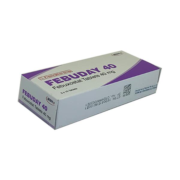 Thuốc Febuday 40mg