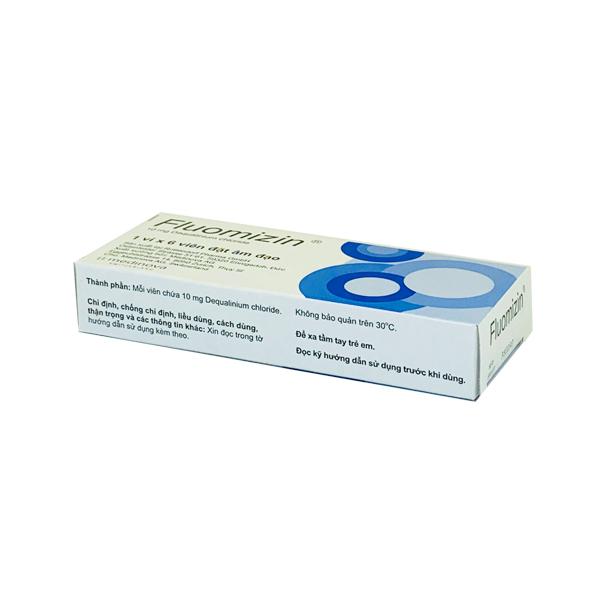 Thuốc Fluomizin 10mg