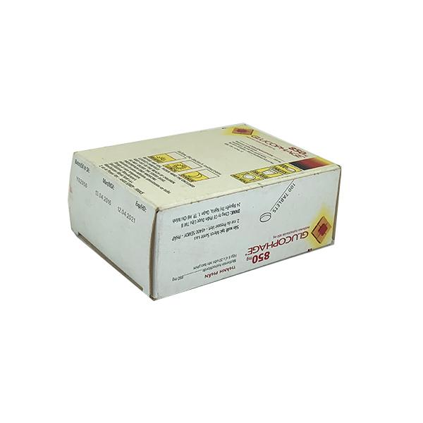 Thuốc Glucophage 850mg