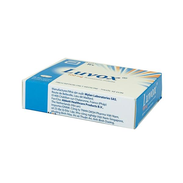 Thuốc Luvox 100mg