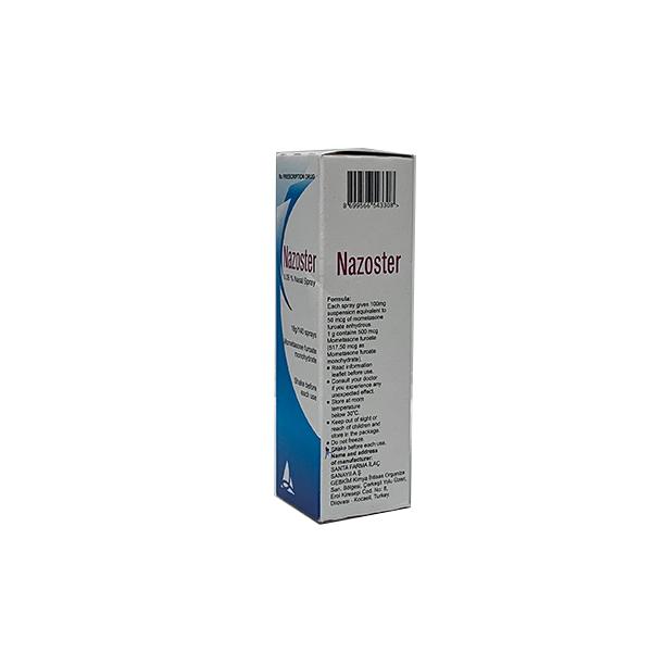 Thuốc Nazoster 0,05% Spray