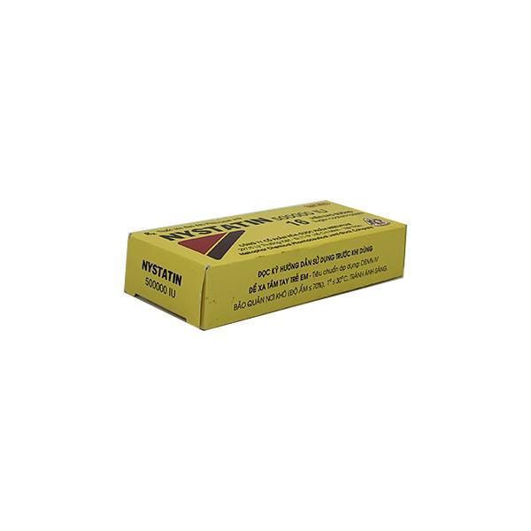 Thuốc Nystatin 500.000IU MKP