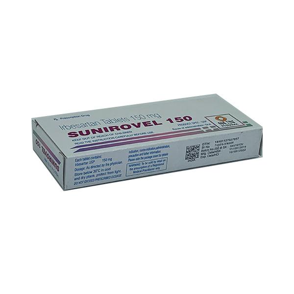 Thuốc Sunirovel 150
