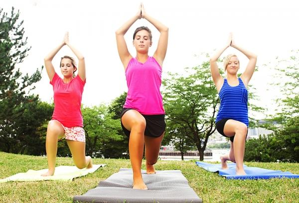 Tập thể dục hàng ngày phòng ngừa tê bì chân tay