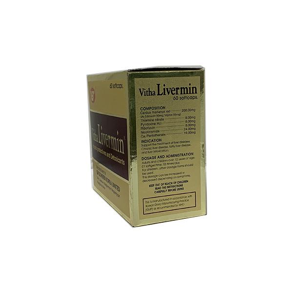 Thuốc Vitha Livermin