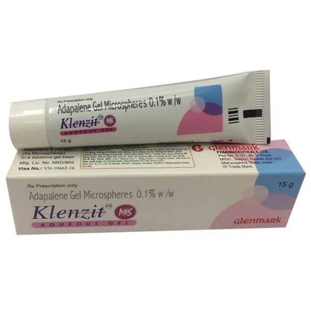 Thuốc Klenzit MS 15g