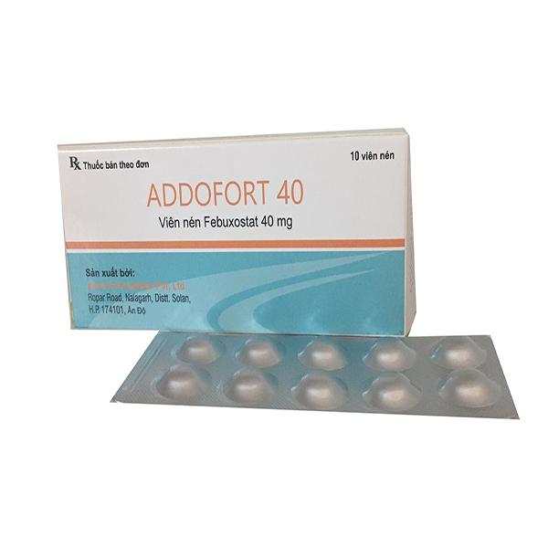 Thuốc Addofort 40