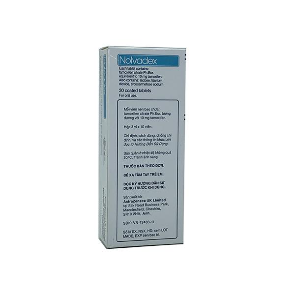 Thuốc Nolvadex D 20 mg