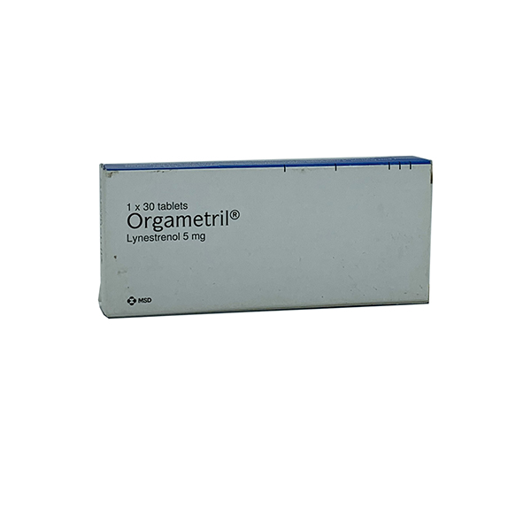 Thuốc Orgametril 5mg