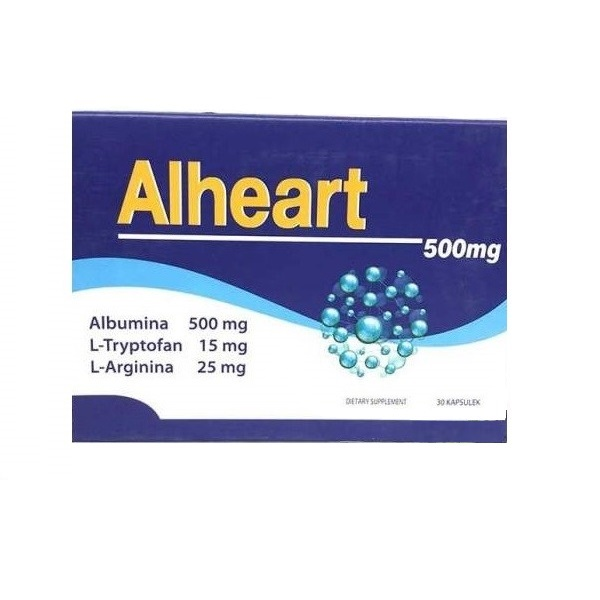 Thuốc Alheart 500mg