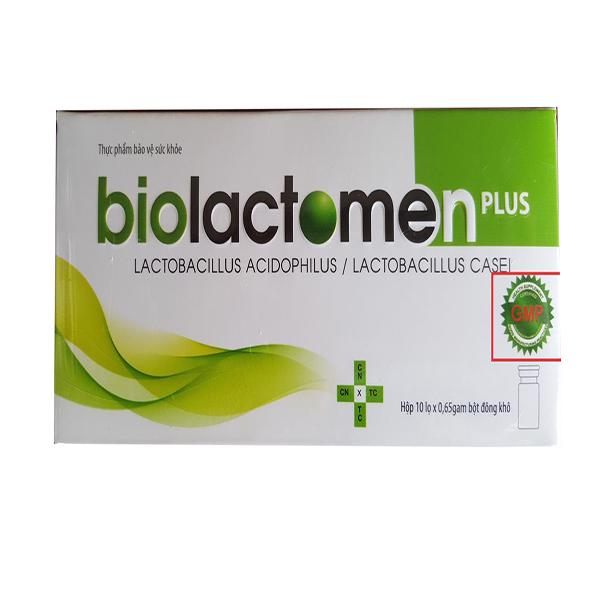 Biolactomen Plus