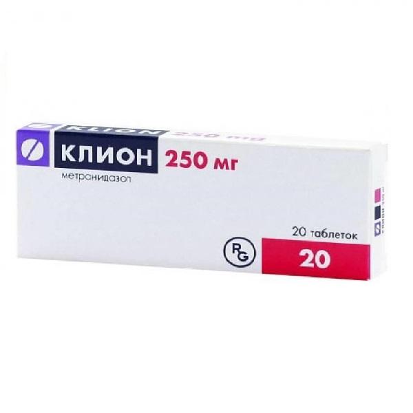 Thuốc Klion 250mg