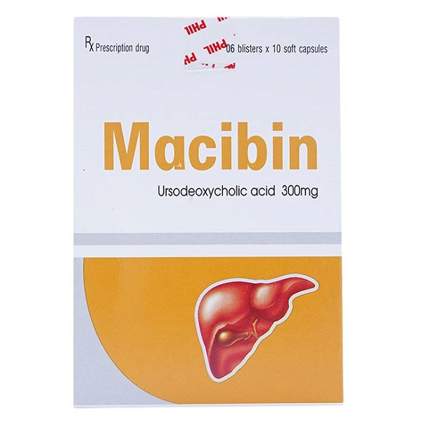 Thuốc Macibin 300mg