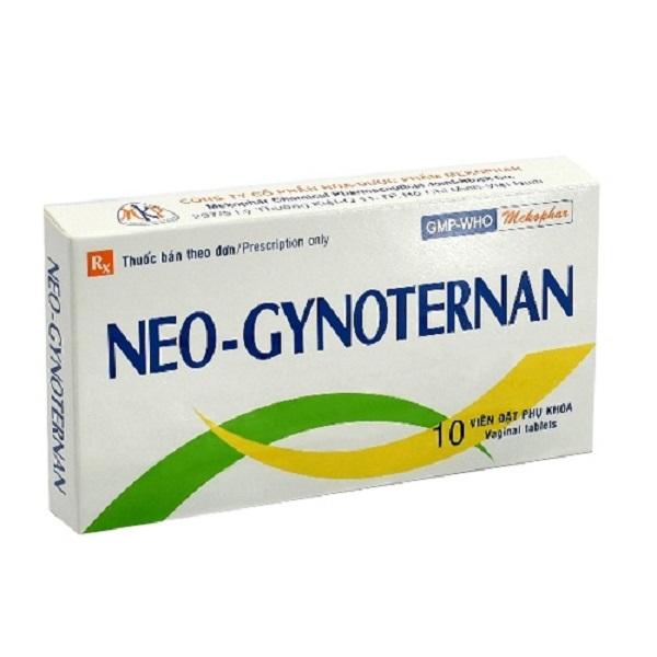 Thuốc Neo-Gynoternan